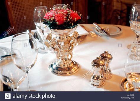 tables hautes cuisine haute cuisine restaurant detail
