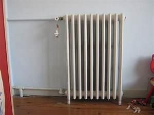 Peindre Un Radiateur En Fonte : d sassemblage des radiateurs fonte forum chauffage ~ Dailycaller-alerts.com Idées de Décoration