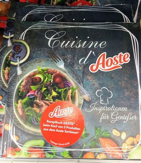 cuisine aoste aoste rezeptbuch quot cuisine d 39 aoste quot geschenkt hamsterrausch