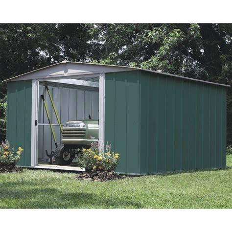 abri de jardin en acier galvanis 233 11m 178 achat vente abri jardin chalet abri m 233 tal cd101262