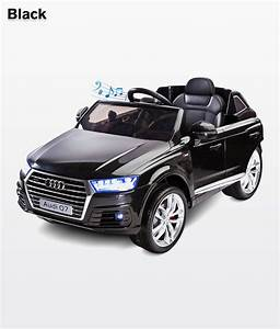 Voiture Electrique Bebe Audi : voiture electrique audi q7 mode b b catauq7 mode b b ~ Dallasstarsshop.com Idées de Décoration
