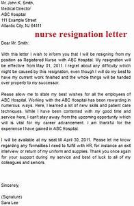 Resignation Letter Template  October 2012