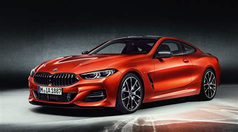 BMW 2019 : All-new 2019 Bmw 8 Series Coupe Finally Revealed