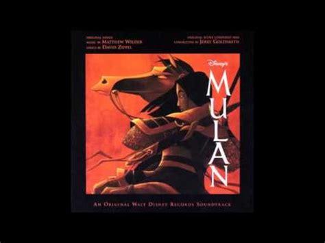 35 reflection ending credits mulan an original walt disney records soundtrack youtube