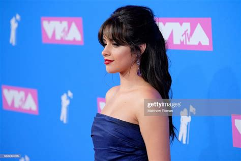 Camila Cabello Attends The Mtv Video Music Awards