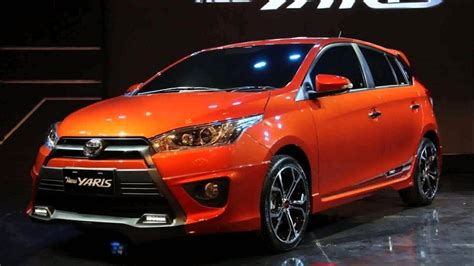 all new toyota agya toyota yaris all new yaris 2015 model trd sportivo