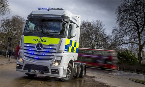 New Dedicated Met 'exchanging Places' Truck Arrives