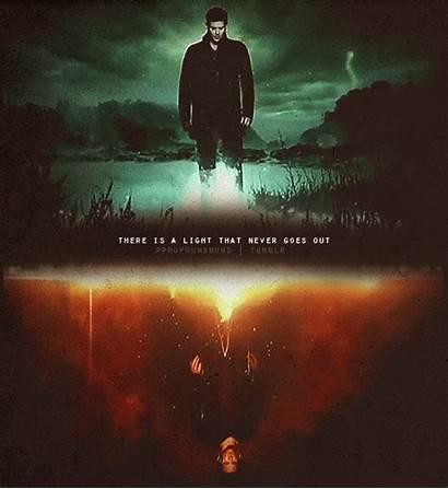Supernatural Hell Heaven Apocalypse Dean Winchester Sam