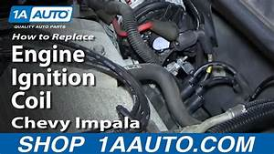 How To Replace Install Engine Ignition Coil 2006