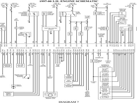 2004 Chevy Cavalier Wiring Harnes Diagram by 2003 Chevrolet Cavalier Wiring Diagram Wiring Forums