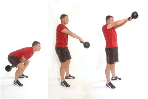 Russian Swing Kettlebell by Integrated Fitness Kettlebells From Russia