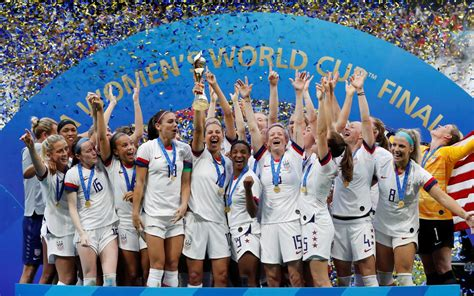 Wins Women World Cup Title With Defeat