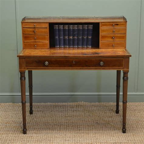 antique writing desks uk decorative regency antique writing table desk