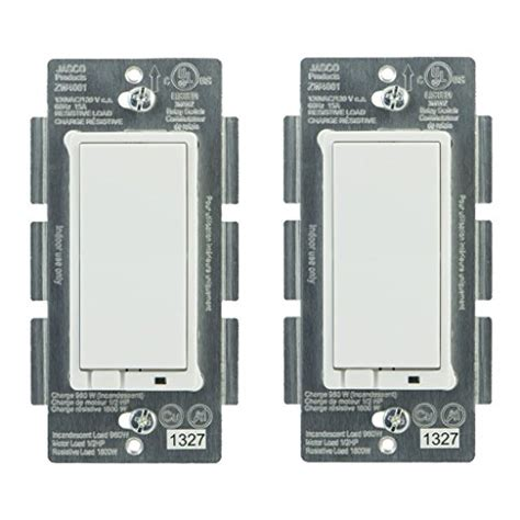 z wave jasco z wave plus on off switch 2 pack