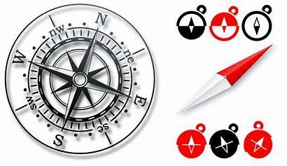 Compass Clipart Pdf Icon Various Transparent Kompass