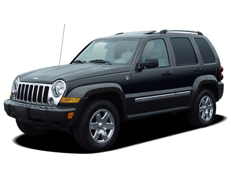 jeep commander vs liberty 2006 jeep liberty reviews and rating motor trend