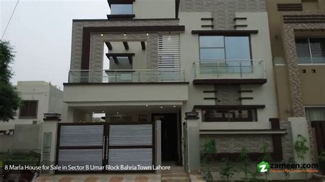 8 Marla Home Designs : 8 Marla House Is Available For Sale In Umar Block Sector B