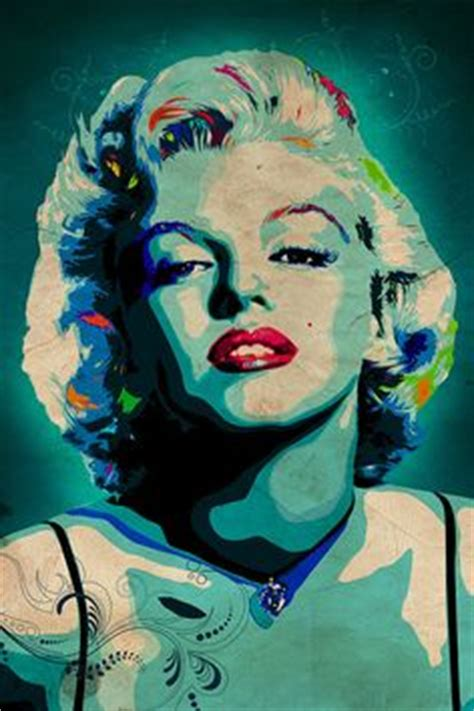 marilyn monroe art wallpaper gallery