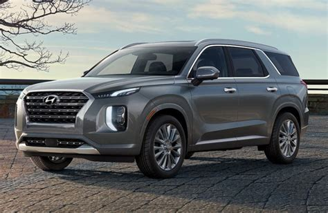 The palisade is available in three trim levels: What color can I get a 2020 Hyundai Palisade in?