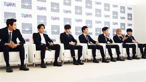 exo concert 2019 watch k pop band exo suggests they ll return to dubai for