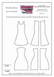 little known ways to make doll clothes yourselves With dress a doll template