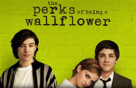 wallflower perks being movie film lessons charlie wonder poster movies btg lifestyle month dives teenage into main arts summit entertainment