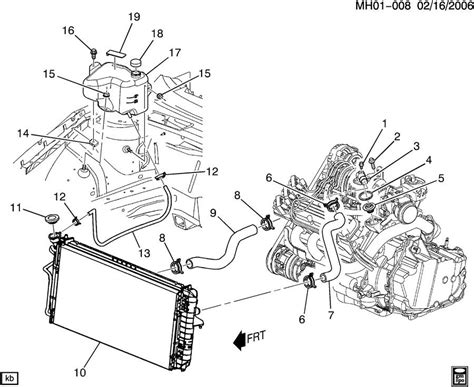 Buick Lesabre Serpentine Belt Diagram Wiring