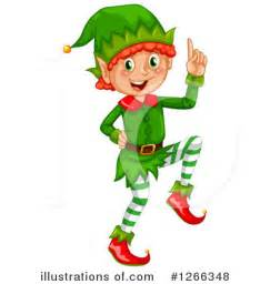 Christmas Elves Clip Art Free