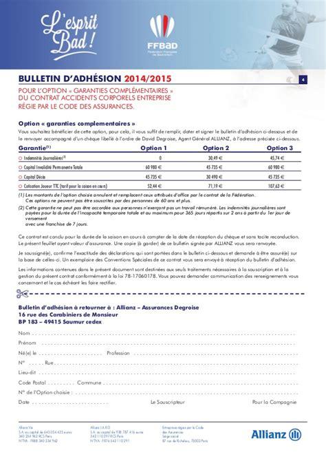 adresse siege social allianz formulaire prise de licence 2014 2015 ff ba d