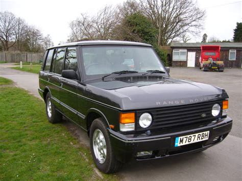 1994 Range Rover 4.2 Lse Soft Dash Sold