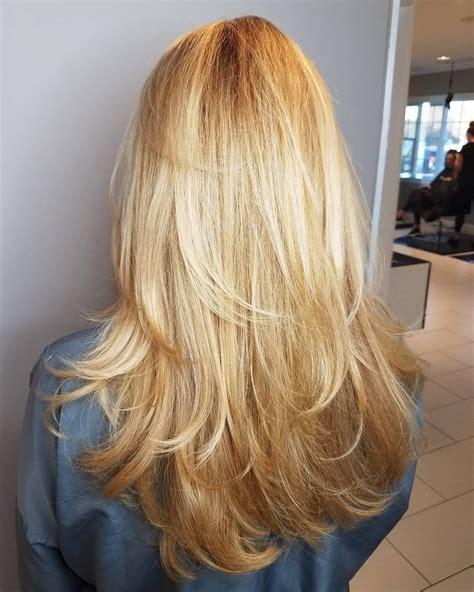 cute layered hairstyles  cuts  long hair