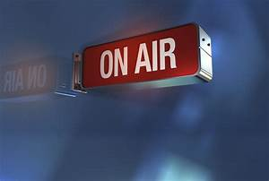 On Air Sign Radio | Free Images at Clker.com - vector clip ...
