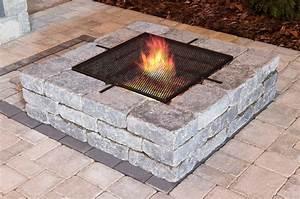Quarry, Stone, Fire, Pit
