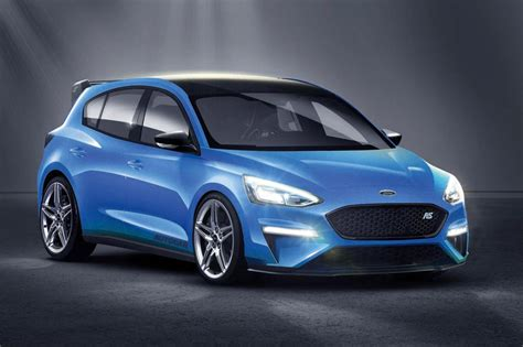 2020 Ford Focus Rs To Have 400bhp  Germans Beware