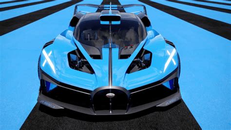 Bugatti simulates it could lap the nurburgring in just over 5 minutes 23 seconds, and the le mans track in just over 3 minutes. Bugatti Presents the Bolide, A Hypercar Of 1,850 Horses | pupcars