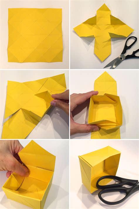 kleine schachteln basteln box aus papier basteln archive hello mime