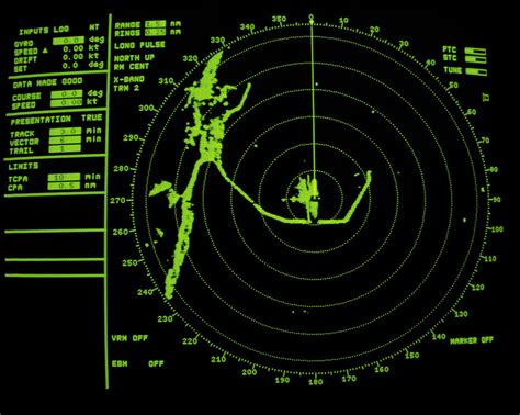 Click on the layers menu in the bottom right of the radar to select radar options like current conditions, storm. Ship's Radar Screen While In Port Photograph by David Parker