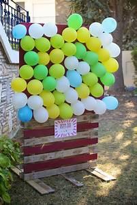 Deco Fete Foraine : un anniversaire f te foraine les jeux a way of travel ~ Teatrodelosmanantiales.com Idées de Décoration