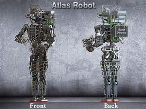 NASA Atlas Robot - Pics about space