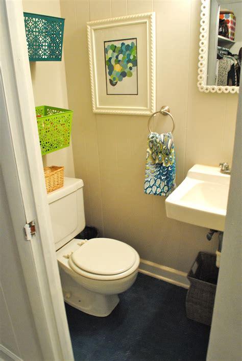 remodeled life sprucing   bathroom