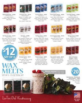 Interior Candle Fundraiser by Lateeda Candle Fundraising Ideas Free Pack By Seller