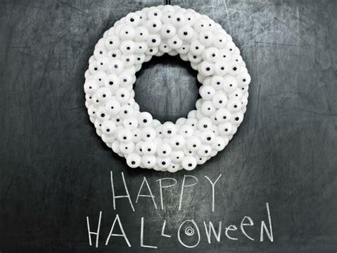 decoration halloween  fabriquer en  idees effrayantes