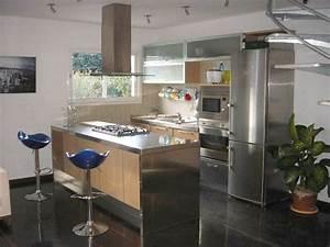 Table Plan De Travail Cuisine : 17 best ideas about plan de travail inox on pinterest ~ Melissatoandfro.com Idées de Décoration
