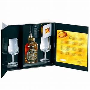 Coffret Verre Whisky : chivas coffret whisky et 2 verres d gustation ~ Teatrodelosmanantiales.com Idées de Décoration