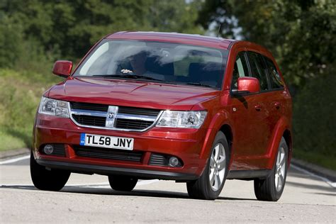 Review Dodge Journey by Dodge Journey Estate Review 2008 2010 Parkers