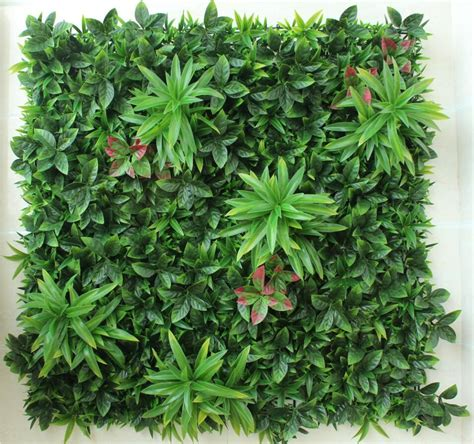 artificial green plants vertical grass wall panels buy