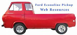 Ford Econoline Parts Diagram