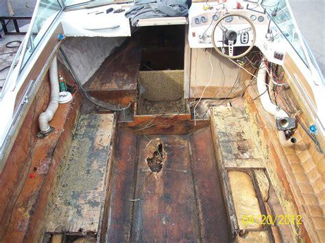 Fiberglass Boat Repair Cost by Fiberglass Boat Floor Repair Cost Taraba Home Review