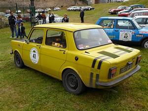 Simca 1000 Rallye 2 : file simca 1000 rallye 2 blaye 2013 01 jpg wikimedia commons ~ Medecine-chirurgie-esthetiques.com Avis de Voitures