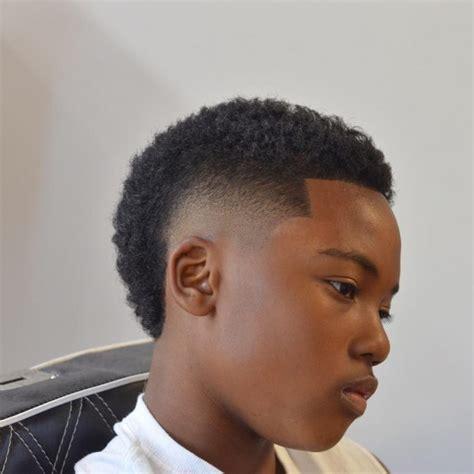 60 Easy Ideas for Black Boy Haircuts   (For 2018 Gentlemen)